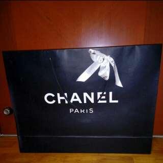 Chanel Paper Bag big size