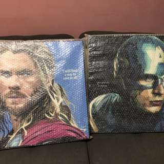 POP ART FRAMES (big size and small)
