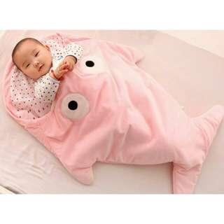 Baby Shark Blanket Sleeping Bed