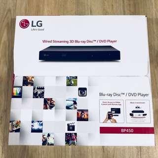 *Brand New* LG blueray DVD player BP450