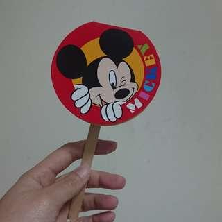 🚚 全新 迪士尼 米奇 棒棒糖 便條紙