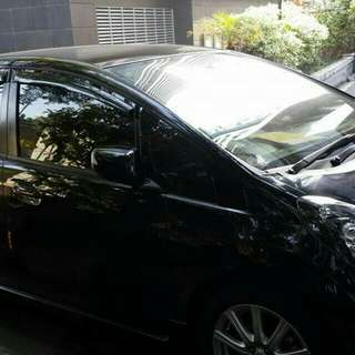 Jazz rs metik 2013 km 40rb warna hitam