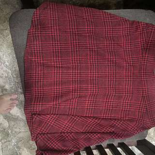 Forever 21 plaid skirt size small