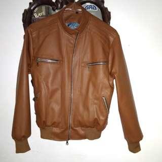 Jaket kulit Pria/wanita