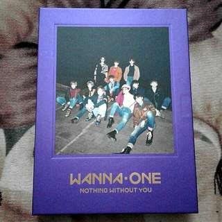 WANNA ONE ALBUM ONLY