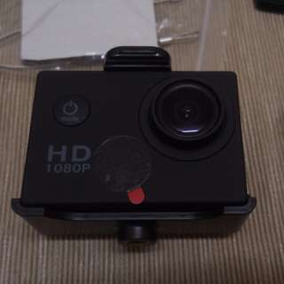 Leagoal 1080p Action Video Camera 170 Wide Angle with Full Accessories