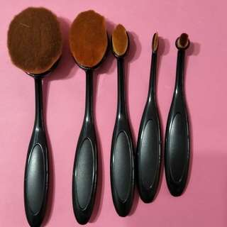 Make Up Brush ( 5pcs)
