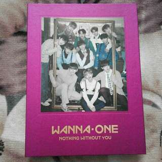WANNA ONE ALBUM ONLY ONE VER.