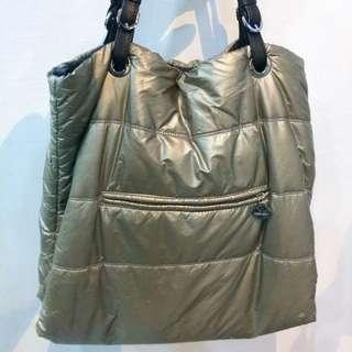 Original Less lord Tote bag (gold)