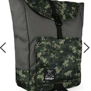 Tas Backpack Tonga Army CAMO Original