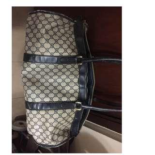 Gucci Vintage旅行袋