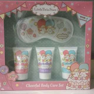 #1212YES Little Twin Star Cheerful Body Care Set