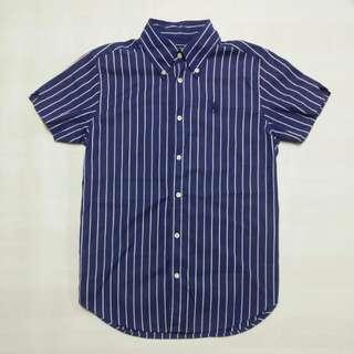 (S) Women Ralph Lauren Sport Casual Shirt