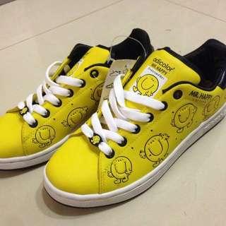 🚚 [全新]ADIDAS&Mr.Happy聯名鞋