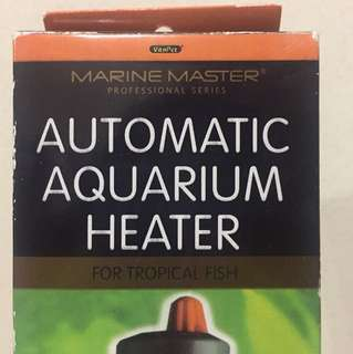Automatic aquarium heater