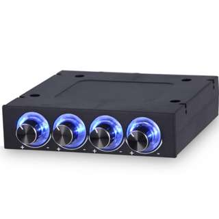 4 Channel PC Fan Controller