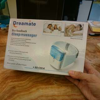 Dreamate 紅外線腕式舒壓助眠器全新,醫療,電療,舒眠,助眠