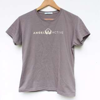 Angel Active Grey Shirt