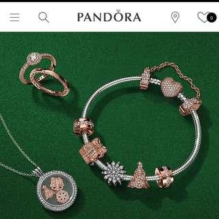 Pandora 澳洲代購 聖誕禮物 11/12/2017截單 13/12/2017到港  100%正貨!專門店購入!有單有盒有齊配件! 匯率公式:乘6.4 就係代購價  歡迎上Pandora澳洲官網 cap 圖代購 http://www.pandora.net/en-au