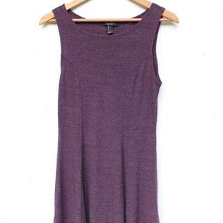 REPRICED! FOREVER21 Purple Dress