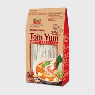 Thai Aree泰國正品泰式冬蔭功麵Tom Yum Noodle 120g