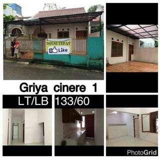Rumah di Griya Cinere