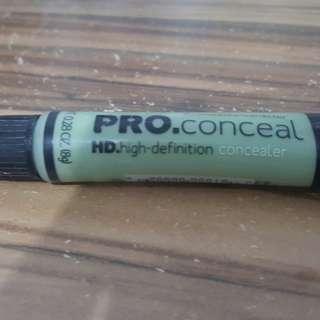 Green corrector