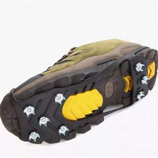 BN Anti Slip Shoe Cover - Snow Grip Sole For Winter Shoe
