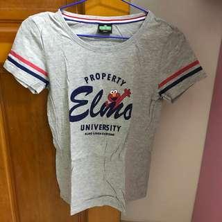 🚚 芝麻街elmo t恤