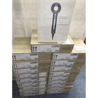 香港進嘉 實體店 全新未開封Dyson HD01 香港原裝香港行貨 風筒 風筒神器(銀白色、桃紅色)