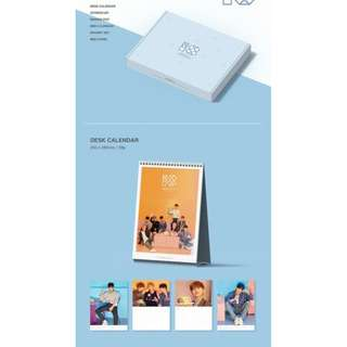 [LOOSE ITEM] MONSTA X 2018 SEASON'S GREETINGS! 2ND SLOT