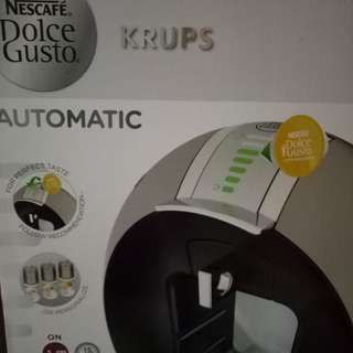 Nescafe Dolce Gusto (Price reduced)