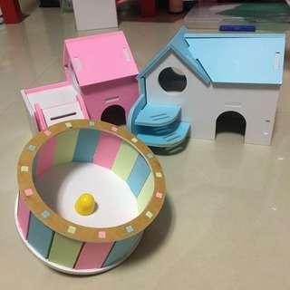 🎀 hamster accessories