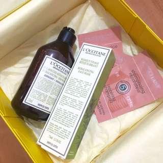 L'Occitane En Provence Gift Set