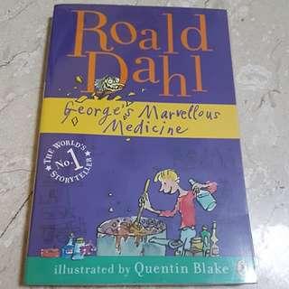 Roald Dahl George's Marvellous Medicine