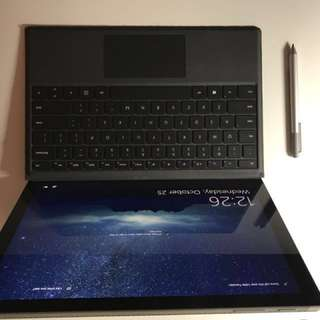 🚚 Surface Pro 4 i7 256gb + Surface Dock
