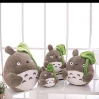 Xmas gift- totoro Soft Toy- different sizes