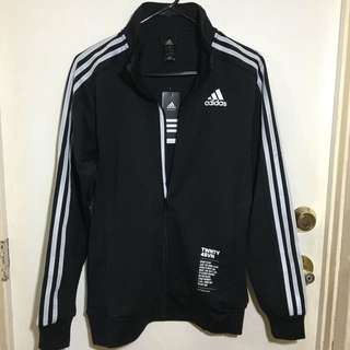 Adidas Black Jacket TWNTY 4SVN