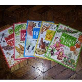 Animals & Plants Books