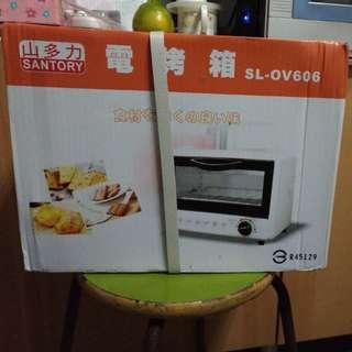 🚚 【山多力】電烤箱