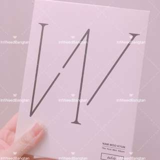 WooHyun 1st Solo-Write