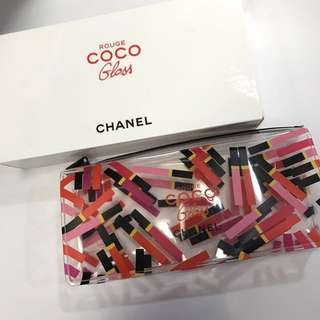 Chanel cosmetic bag 化妝品小袋