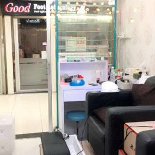 far east plaza manicure shop for rent
