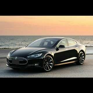 花車Tesla Model S 出租結婚花車,日租,月租,長短租