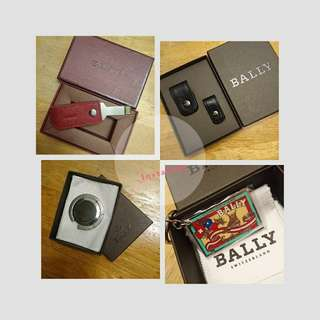 [禮品精選]Bally USB, Wire clip, Key chain, handbag holder