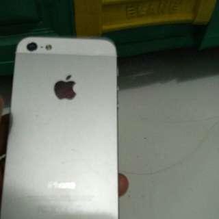 iPhone 5 white 64gb