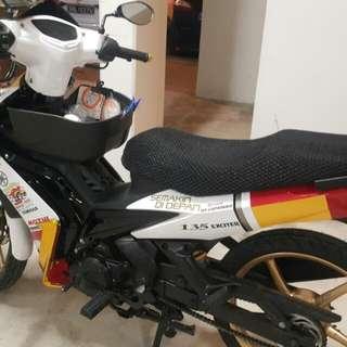 Yamaha spark 135 for sale