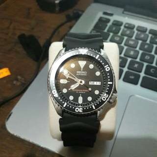 Seiko Diver's Automatic SKX007 21 Jewels