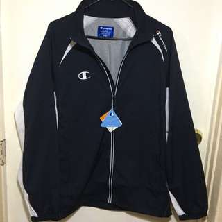Champion Double Dy Jacket - Navy Blue