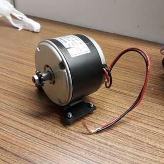 24 volt DC motor